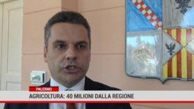 Palermo. Agricoltura: 40 milioni dalla Regione