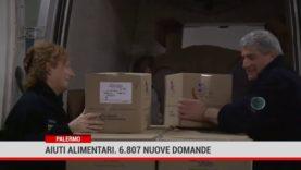 Palermo. Aiuti alimentari: 6807 nuove domande