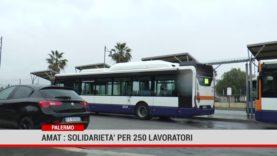 Palermo. Amat: solidarietà per 250 lavoratori
