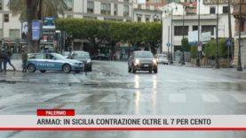 Palermo. Armao: in Sicilia contrazione oltre il 7 per cento