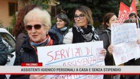 Palermo. Assistenti igienico personali a casa e senza stipendio