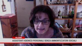 Palermo. Assistenti igienico personali senza ammortizzatori sociali