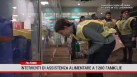 Palermo. Assistenza alimentare ad oltre 1.200 famiglie