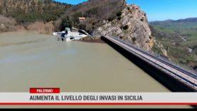 Palermo. Aumenta il livello degli invasi in Sicilia