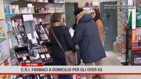 Palermo. C.R.I. : farmaci a domicilio per gli over 65