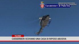Palermo. Carabinieri scovano una casa di riposo abusiva