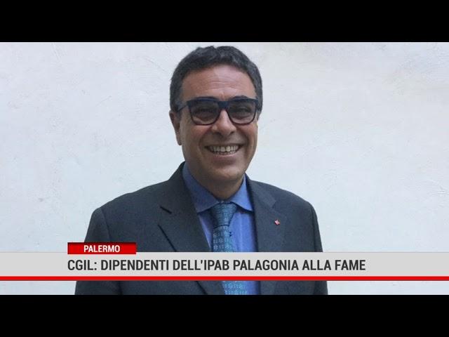 Palermo. CGIL: dipendente dell'Ipab palagonia alla fame
