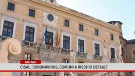 Palermo. Cisal: Coronavirus, comuni a rischio default