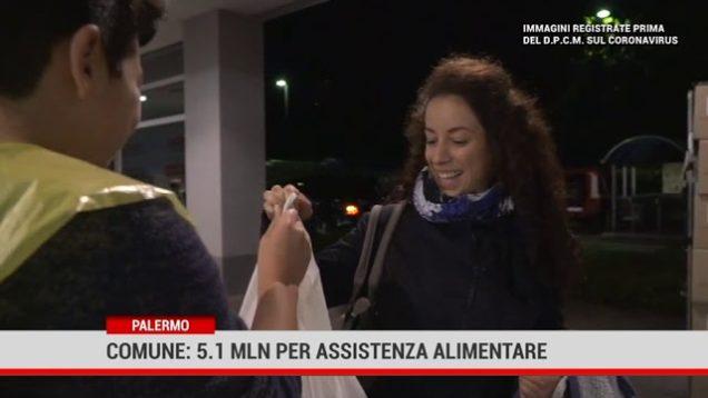 Palermo. Comune: 5.1 mln per assistenza alimentare