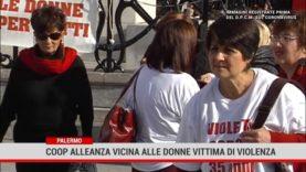 Palermo. Coopalleanza vicina alle donne vittime di violenza
