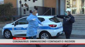 Palermo. Coronavirus: diminuiscono i contagiati e i ricoveri