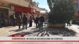 Palermo. Coronavirus: in Sicilia decrescono i contagi