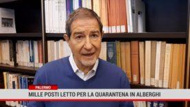 Palermo. Coronavirus: mille posti letto per la quarantena in alberghi