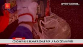 Palermo. Coronavirus: nuove regole per la raccolta rifiuti