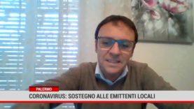 Palermo. Coronavirus: sostegno alle emittenti locali