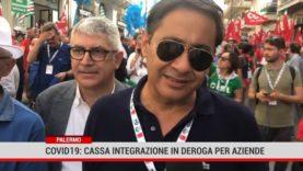 Palermo. Covid19: cassa integrazione in deroga per aziende