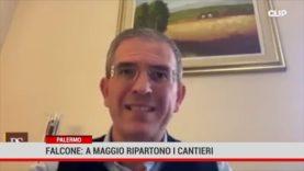 Palermo. Falcone: a Maggio ripartono i cantieri