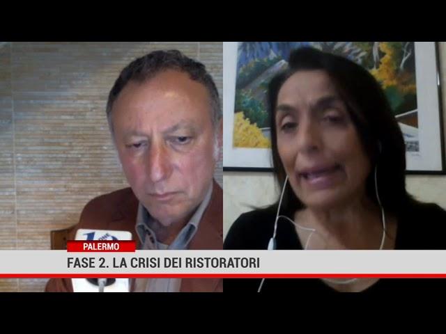 Palermo. Fase 2. La crisi dei ristoratori