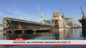 Palermo. Fincantieri, un lavoratore contagiato da Covid-19