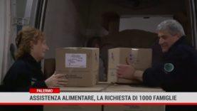 Palermo. Già mille famiglie registrate per chiedere assistenza alimentare