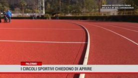 Palermo. I circoli sportivi chiedono di aprire