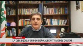 Palermo. La Cisl dedica un pensiero alle vittime del dovere