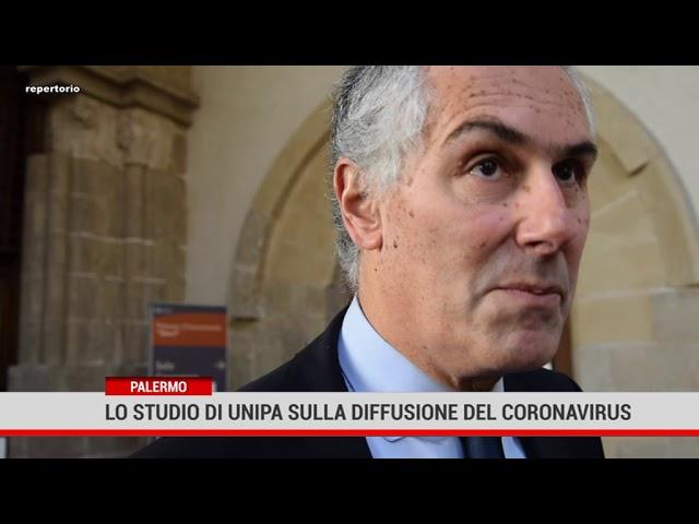 Palermo. Lo Studio di Unipa sulla diffusione del Coronavirus