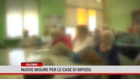Palermo. Nuove misure per le case riposo