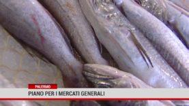 Palermo. Piano per mercati generali