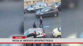 Palermo. Ressa al mercato ortofrutticolo