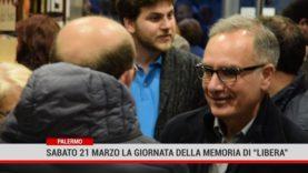 """Palermo. Sabato 21 marzo la giornata della memoria di """" Libera"""""""