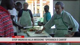 """Palermo. Stop ingressi alla missione """"Speranza e carità"""""""