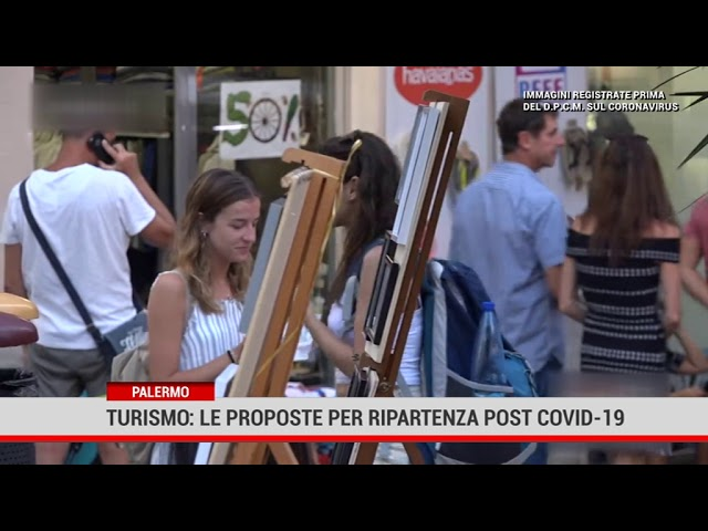 Palermo.Turismo: le proposte per ripartenza post Covid-19
