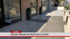 Palermo. Udicon: rincari sui prezzi della spesa