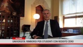 Palermo. Università: rimborsi per studenti con reddito zero
