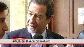 Ripresi gli sbarchi dei migranti