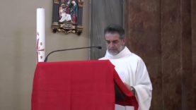 Santa Messa per la Domenica delle Palme dalla Chiesa Madre di Bagheria con Don Giovanni La Mendola