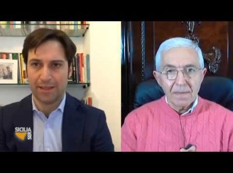 SICILIA SERA – Amministrare Palermo al tempo del coronavirus con il consigliere Fabrizio FERRANDELLI