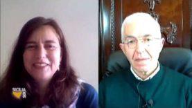 SICILIA SERA – FILIPPO CUCINA INTERVISTA ALEXANDRA GEESE EUROPARLAMENTARE VERDI TEDESCHI
