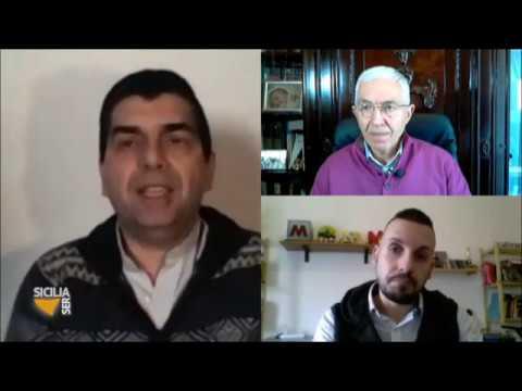 SICILIA SERA – Il PASSANTE FERROVIARIO DI PALERMO con Roberto Di MARIA e Riccardo MANIERI