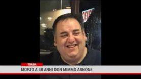 Trabia. Morto a 48 anni don Mimmo Arnone
