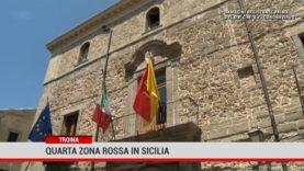 Troina. Quarta zona rossa in Sicilia