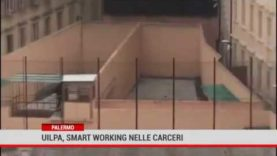 Uilpa chiede lo smart working nelle carceri