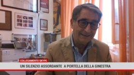 Un silenzio assordante a Portella della Ginestra