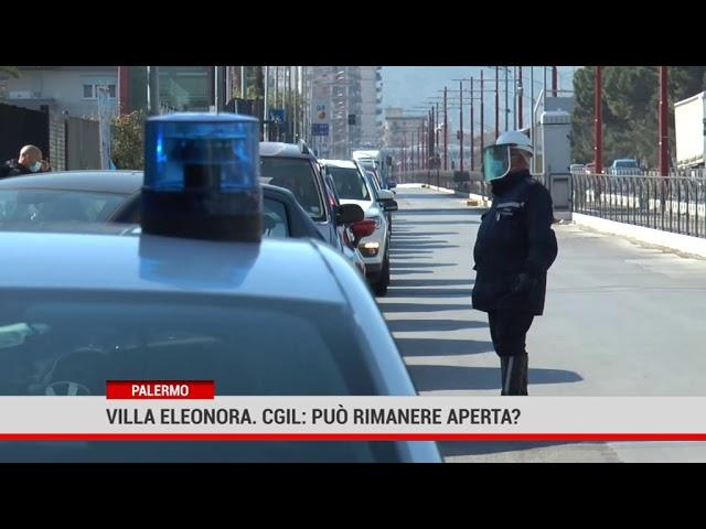 Villa Eleonora. Cgil: può rimanere aperta?