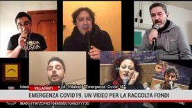 Villafrati. Emergenza coronavirus: un video per la raccolta fondi