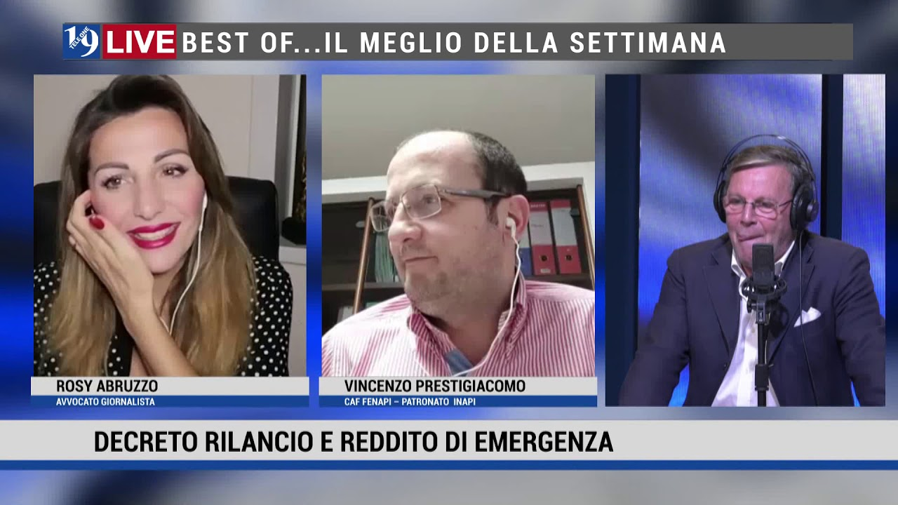 19 LIVE BEST OF IL MEGLIO DELLA SETTIMANA