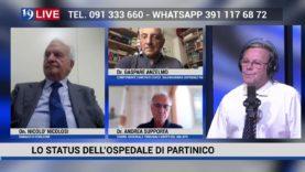 19LIVE LO STATUS DELL'OSPEDALE DI PARTINICO