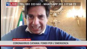 Coronavirus. Catania: fondi per l'emergenza