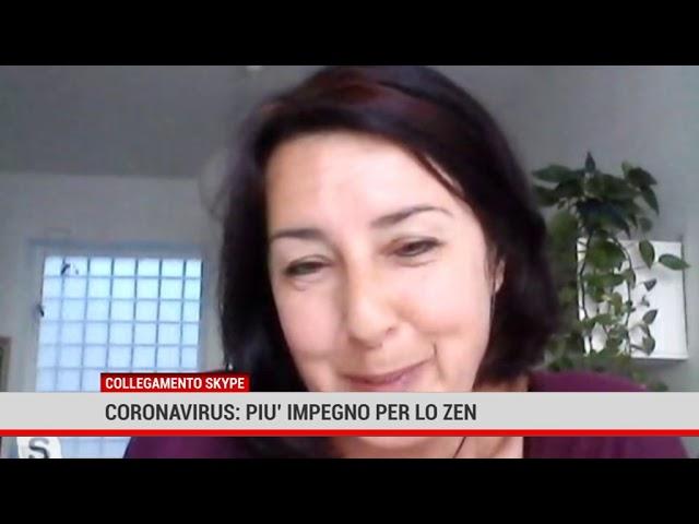 Coronavirus: più impegno per lo Zen